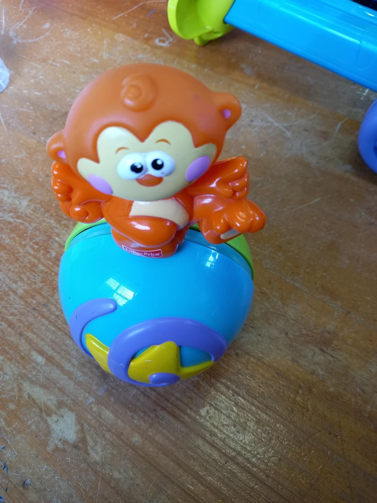 giggling monkey ball